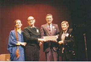 Carol Mezzacappa, Lee Sherman, Howard Golden, Miriam Cooper